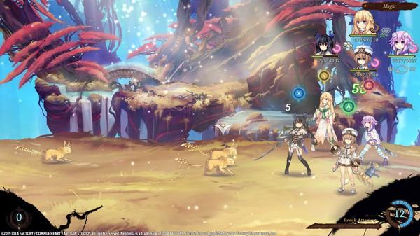 《Super Neptunia RPG/勇者战几少女/勇者海王星》中文版豪华版百度云迅雷下载