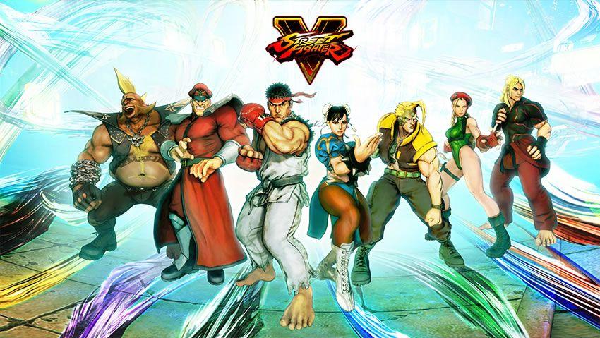 [FTG][160331][Capcom] Street Fighter V Deluxe Edition v2.0 / 街头霸王5