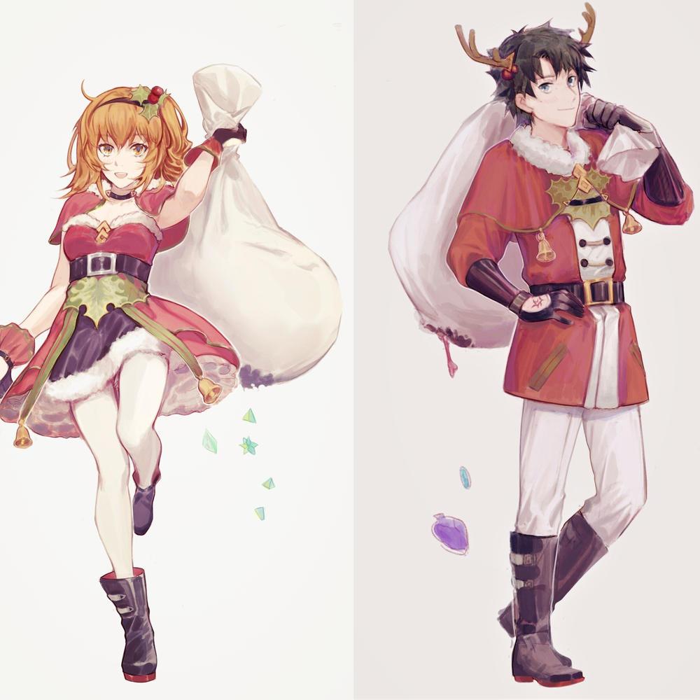 [fate]魔术礼装_画师Csyday - 动漫美图