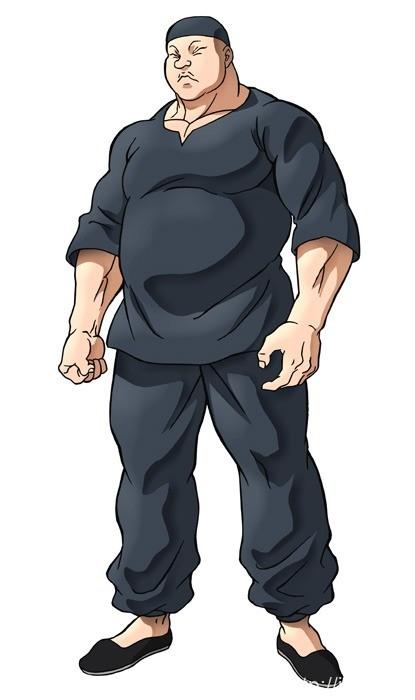 「刃牙」第二季声优情报公开,各路海王决战大擂台!