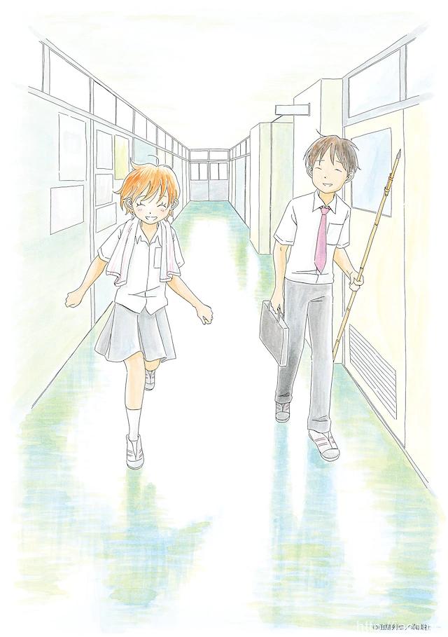 「不让小孩子知道」公开与原作者合作插图,6.26上映