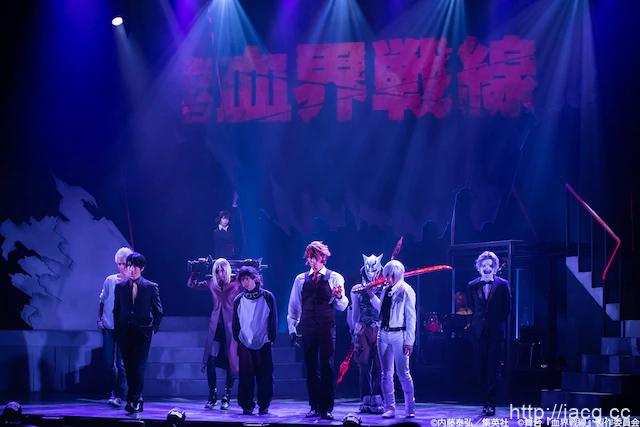 舞台剧「血界战线」第2弹上演决定!