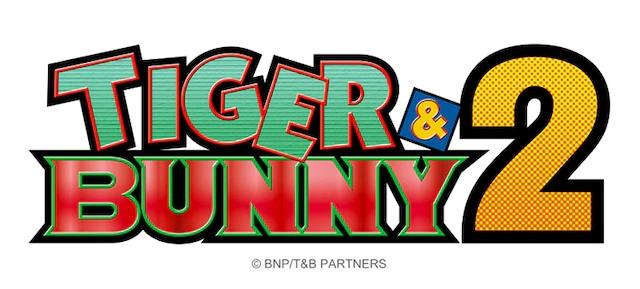 终于来了,动画「TIGER & BUNNY」新作续篇2022年开始