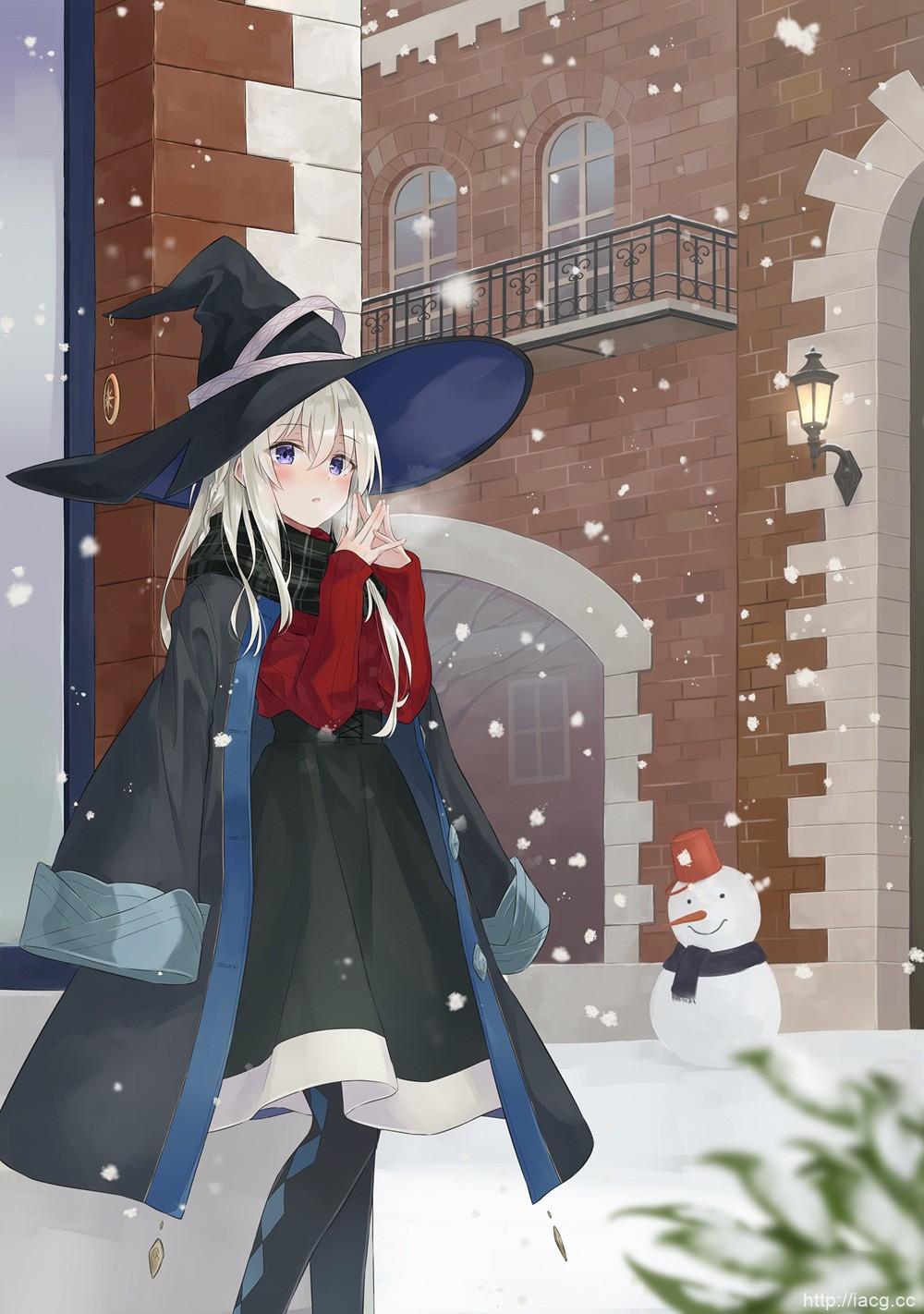 TV动画「魔女之旅」第3弹视觉图公开!