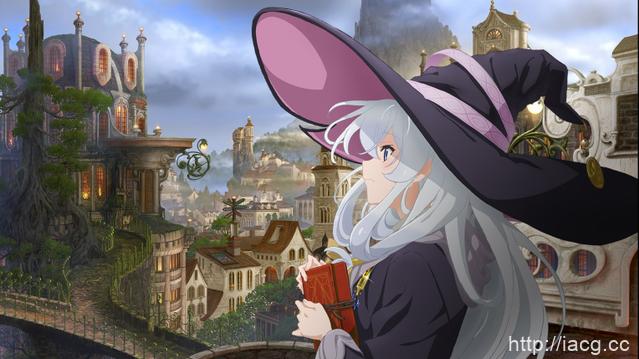 「魔女之旅」公开新主视觉图、声优名单等情报