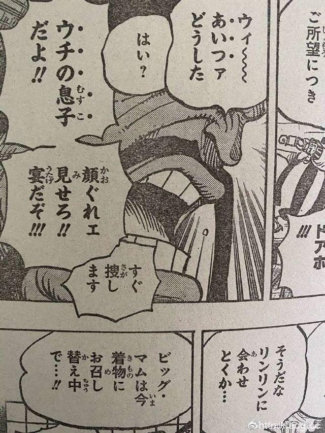 剧透慎入!「海贼王」977话情报,新角色登场