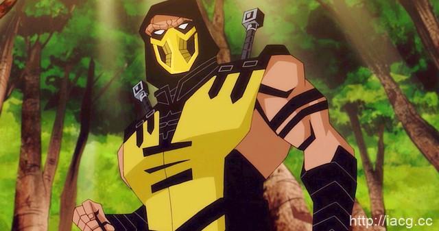 IGN评分「真人快打传奇:蝎子的复仇」:打造暴力美学