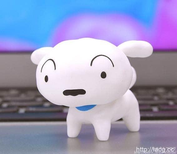 人气TV动画「蜡笔小新」「野原新之助」粘土人化登场!
