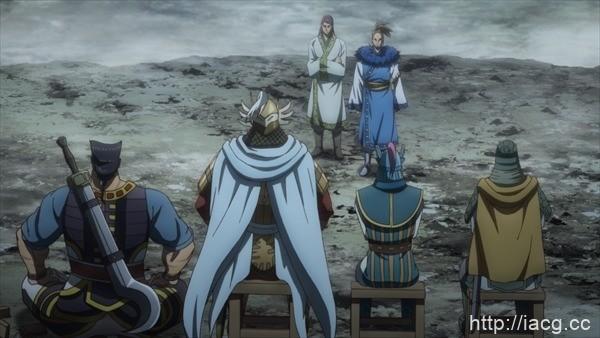 「王者天下 第三季」第三话先行画面公开