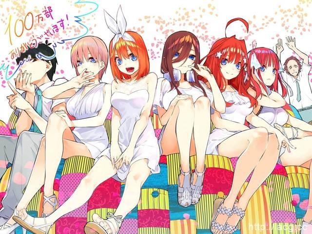 「五等分的新娘」于中野Sunplaza 2020特别演出延期