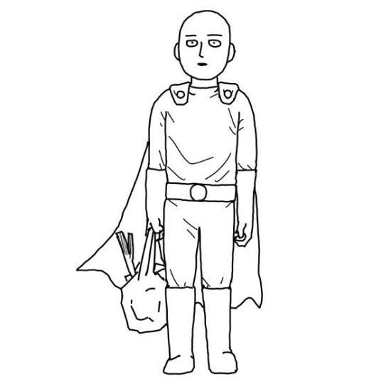 「一拳超人」作者发图庆贺作品真人电影化