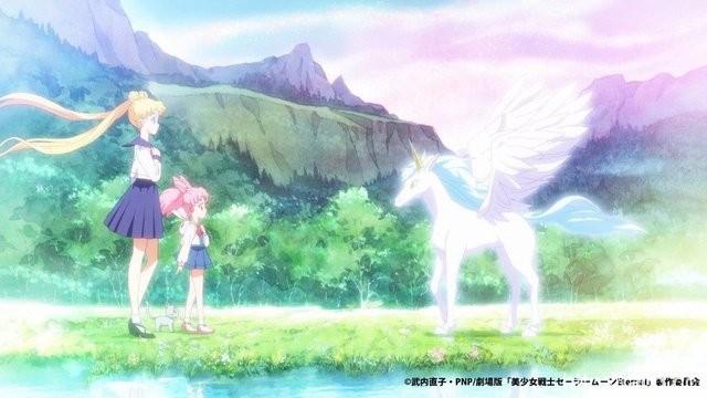 「美少女战士Eternal 前篇」追加新声优,公开新画面