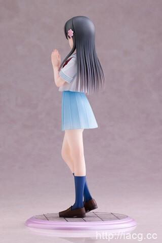 「偶像大师:灰姑娘女孩」小早川纱枝手办发售