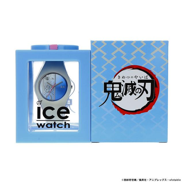 「鬼灭之刃」联动「ICE-WATCH」推出角色造型手表