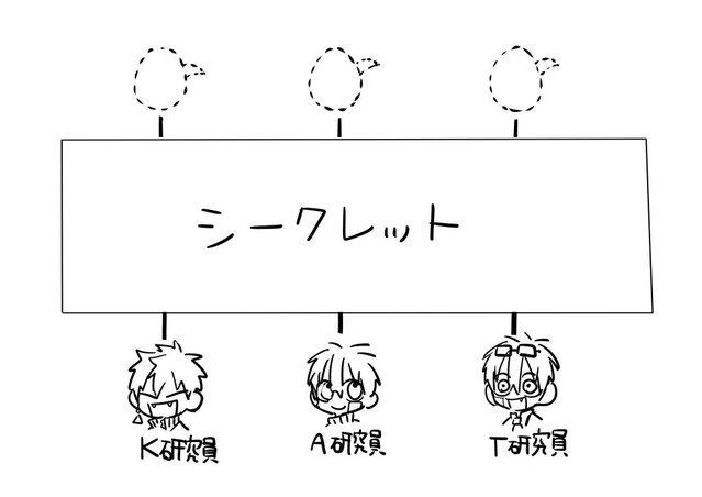 「地缚少年花子君」作者新企划绘制图片公开