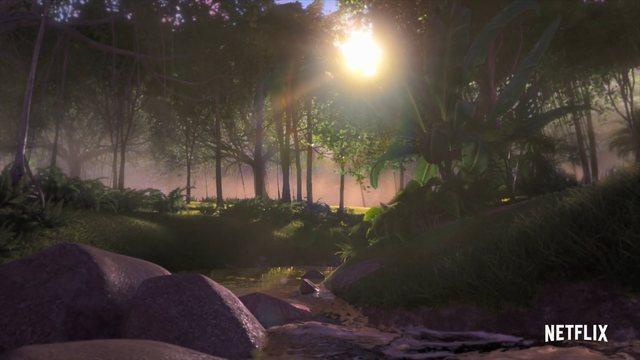 「侏罗纪世界:白垩冒险营」公开第二季先导预告