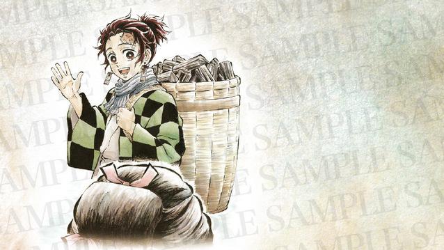 「鬼灭之刃」特映版「兄妹の絆」「那田蜘蛛山編」特绘公开