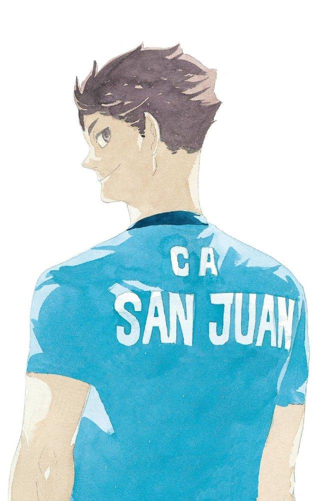 「排球少年」最新绘图公开