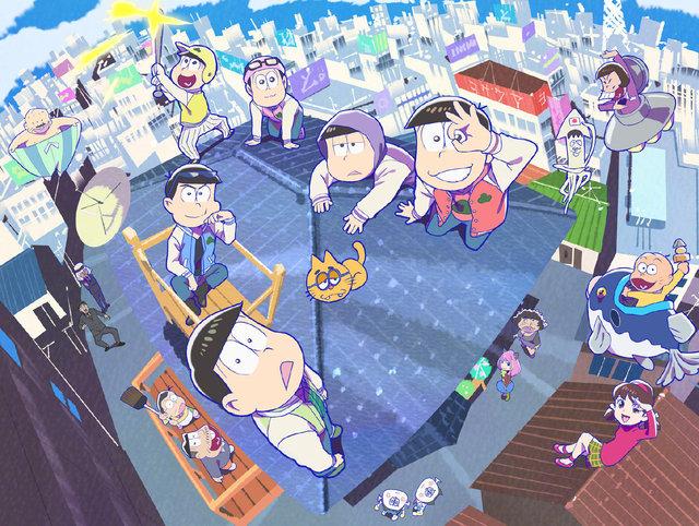 TV动画「阿松」第三季正式PV公开
