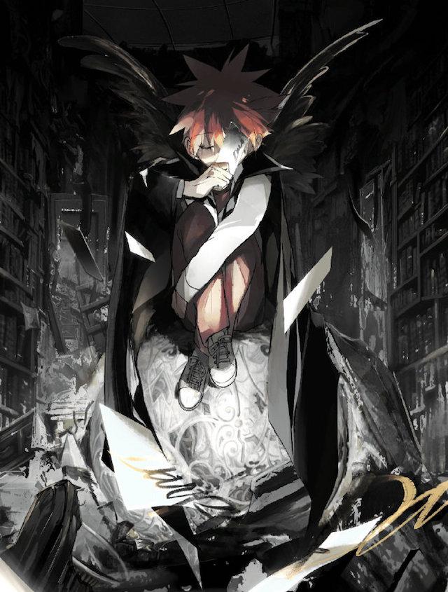 「天使怪盗/D·N·ANGEL」最新彩图及3、4卷封面公开