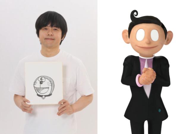 3DCG版动画电影「哆啦A梦:伴我同行2」新角色公开