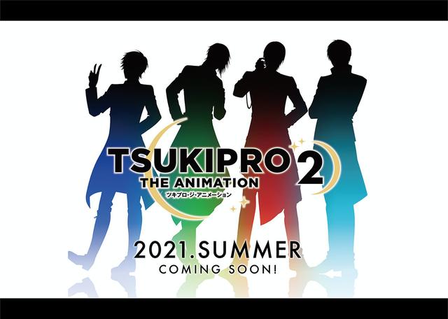 「TSUKIPRO2」公开部分角色CG设计及动画版表情设定草案