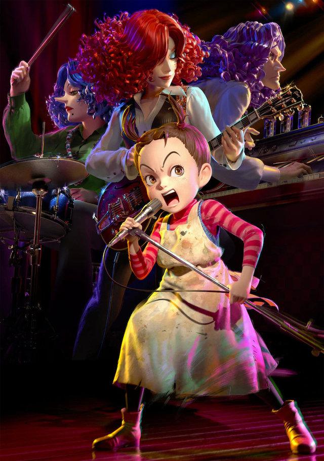 长篇动画「安雅与魔女」将于12月底播出