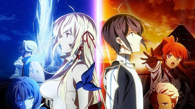 「你与我最后的战场,亦或是世界起始的圣战」OST试听动画公开