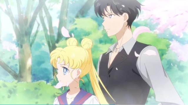 「美少女战士Sailor Moon Eternal」特别影像公开
