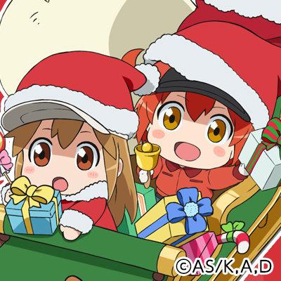 电视动画「工作细胞」第2季公开圣诞头像与壁纸