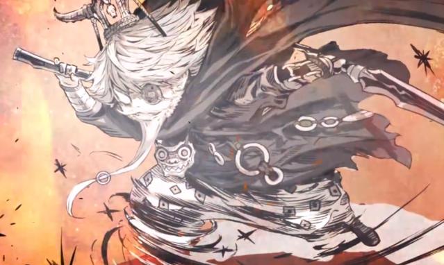 漫画「刀鞘的孩子」公布正式PV