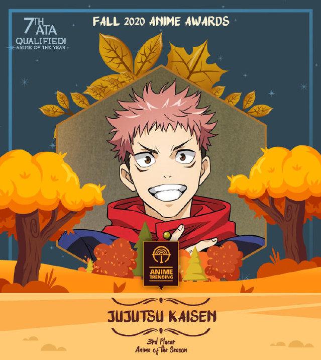「Anime Trending 2020」秋季动画榜单出炉