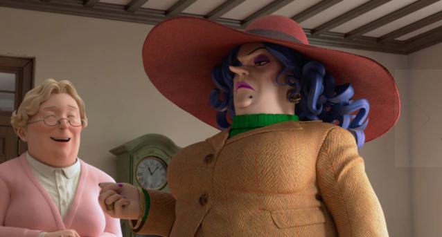 长篇动画「阿雅与魔女」最新预告公开
