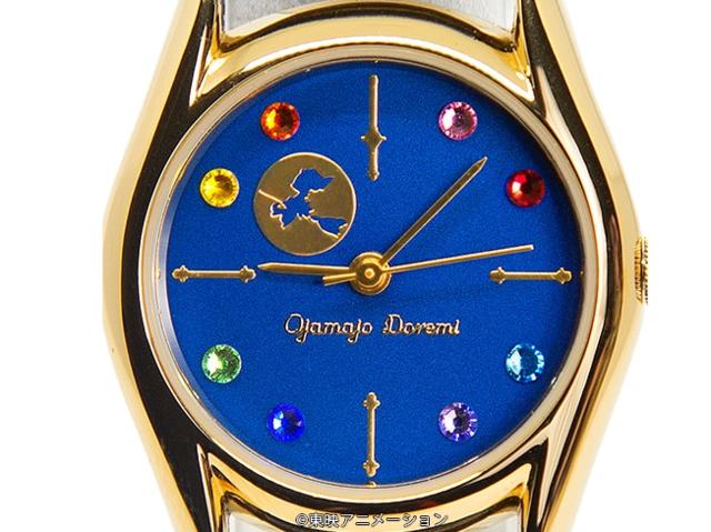 「小魔女DoReMi」播出20周年限量版纪念腕表公开