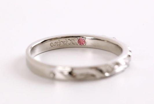 「我的妹妹哪有这么可爱!」推出10周年纪念婚戒