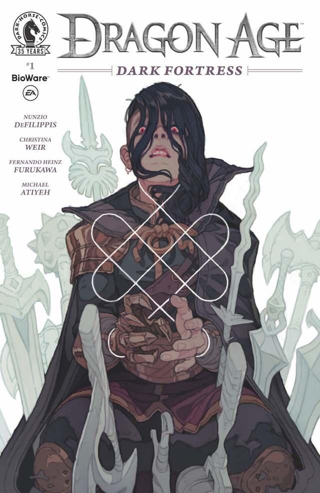 「龙腾世纪」漫画系列新作将于明年发行