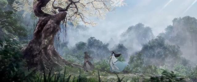 「魔道祖师」日语吹替版放送前PV公开