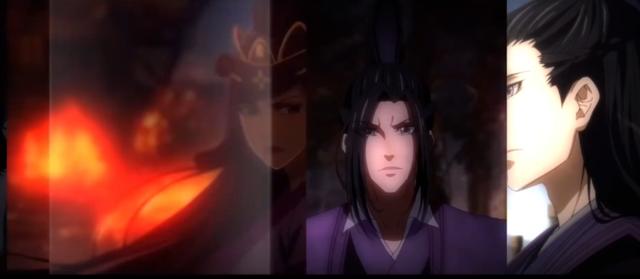 「魔道祖师」日语吹替版前尘篇OP影像公开