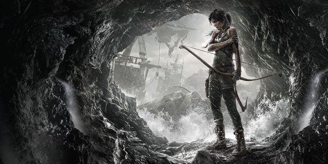 Netflix宣布「古墓丽影」、「骷髅岛」动画化