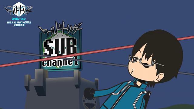 电视动画「境界触发者」第二季第一弹小剧场公开