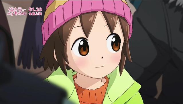 动画电影「温泉屋的小老板娘」中国版主题预告发布