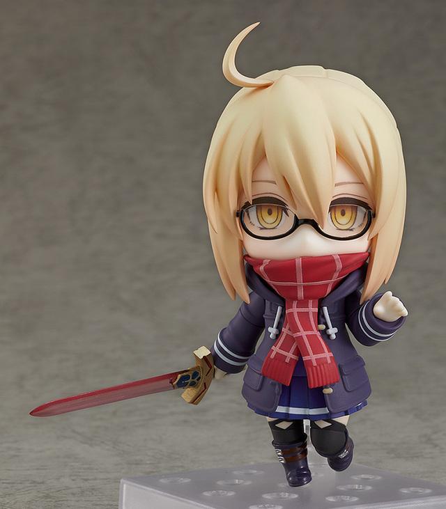 「Fate/Grand Order」迷之女主角X粘土人登场