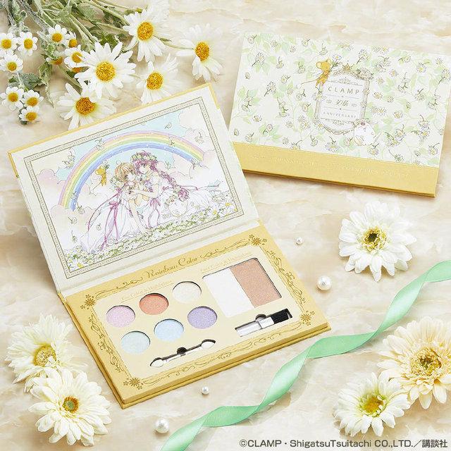 一番コフレ联动CLAMP「魔卡少女樱」&「魔法骑士」 化妆品登场