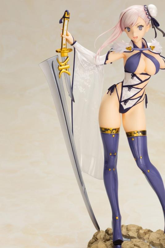 「Fate Grand Order」宫本武藏1/7手办开订