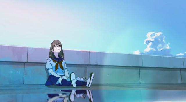 动画电影「Summer Ghost」宣传PV、视觉图公开