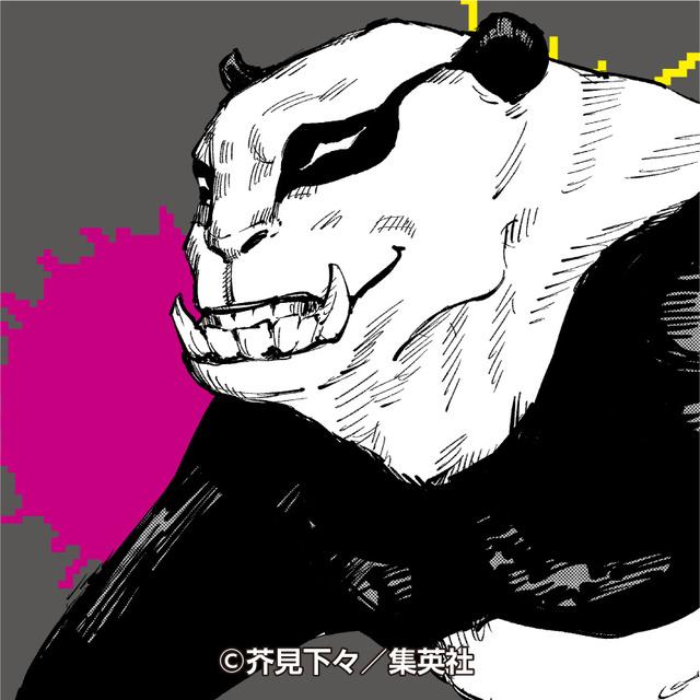 「咒术回战」官方更新头像