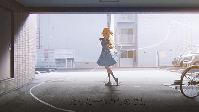 「22/7」单曲「僕が持ってるものなら」动画MV公开
