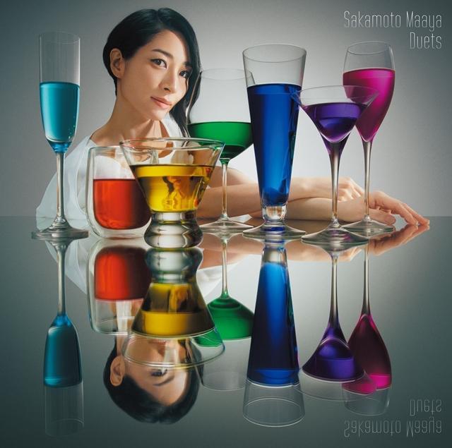 声优歌手坂本真绫第四张概念专辑「Duets」即将发售