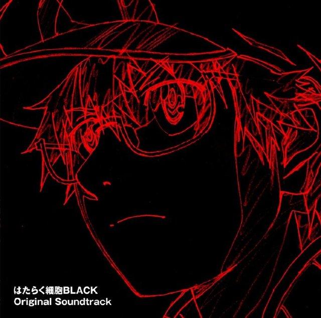 「工作细胞BLACK」原声集封面公开