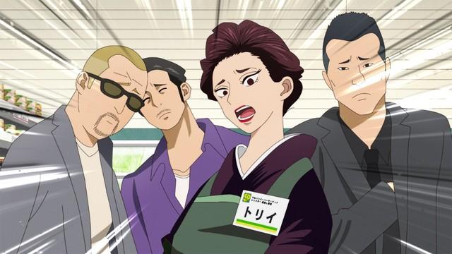 网络动画「极主夫道」公开部分角色声优